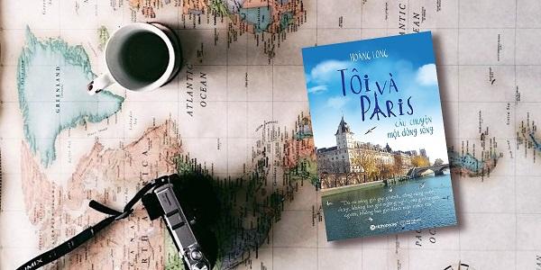 Review sách Tôi Và Paris - Câu Chuyện Một Dòng Sông
