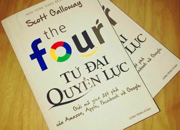 Review sách The Four - Tứ Đại Quyền Lực
